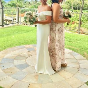 BHLDN - Blake wedding dress size 6-8
